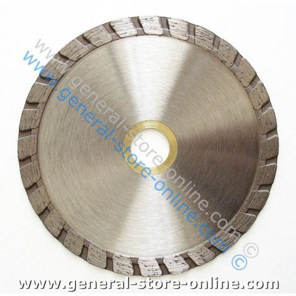 "5"" Turbo Diamond Saw Blade for Concrete Masonry 