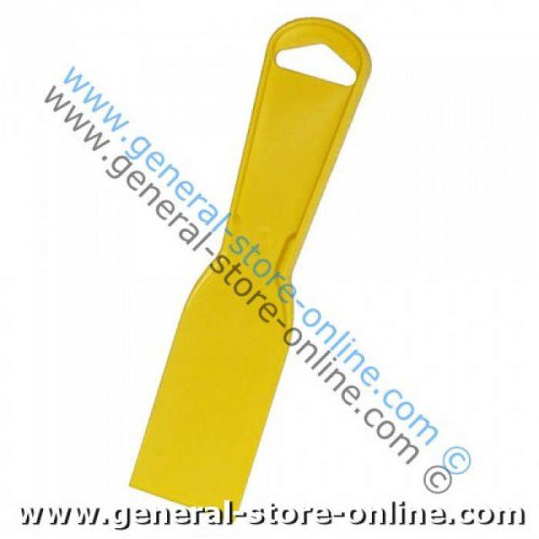 Plastic spatulas 1-9/16