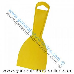 "Plastic spatulas 3"" / 7.6cm | General Store Online"